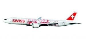 "Swiss International Air Lines Boeing 777-300ER ""Faces of Swiss"" - HB-JNA"