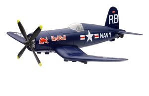 F-4U4 Corsair Red Bull