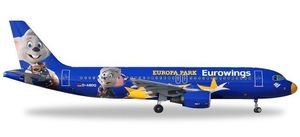 """Eurowings Airbus A320 """"Europa-Park"""""""