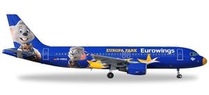 "Eurowings Airbus A320 ""Europa-Park"""