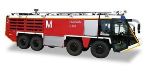 558853  Scenix - Airport Munich Fire Engine