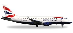 British Airways Cityflyer Embraer E170