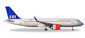 SAS Scandinavian Airlines Airbus A320neo