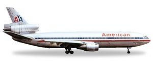 American Airlines McDonnell Douglas DC-10-30 - N137AA