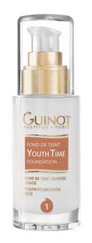 Guinot fond de teint soin Jeunesse Youth Time n°1 30 ml