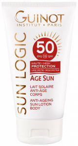 Guinot Lait Corps solaire anti âge SPF 50 - 150 ml