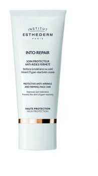 Esthederm Into Repair soin anti-rides solaires haute protection 50 ml