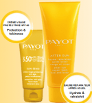 Payot Duo Sun Sensi visage SPF 50 - 50 ml + After Sun Baume Apaisante visage et corps 125 ml
