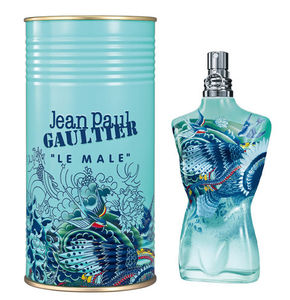 Jean Paul Gaultier Le Mâle Summer  Eau de Toilette collector 125 ml