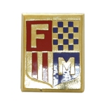 Monogramme Logo Facel Metalon