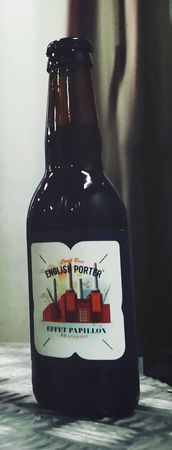 English Porter Effet Papillon 33 cl