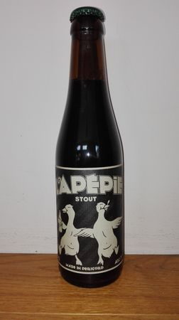 Stout Lapépie 33 cl