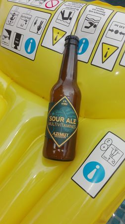 Sour Ale Multivitamines Azimut 33 cl