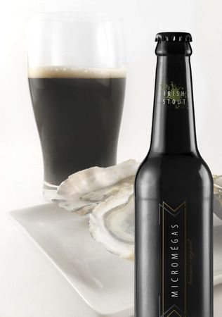 Irish Stout Micromégas 33 cl
