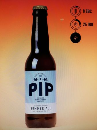 Summer Ale PIP 33 cl