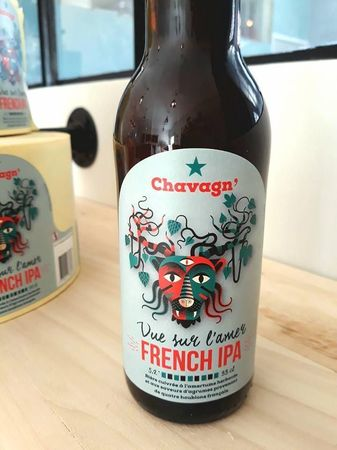 French IPA Chavagn' 33 cl