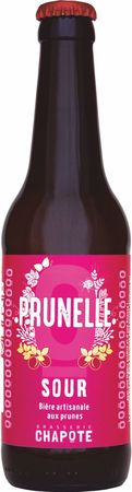 Prunelle Sour Chapote 33 cl