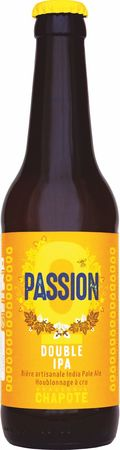 Passion double IPA Chapote 33 cl