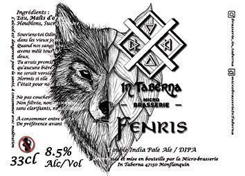 Fenris In Taberna 33 cl