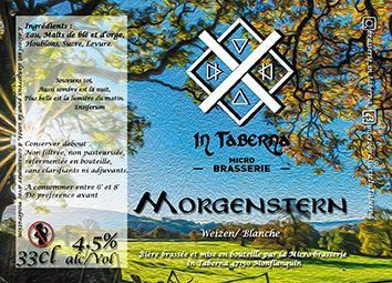 Morgenstern In Taberna 33 cl