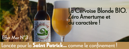 Cervoise blonde Mascaret 33 cl