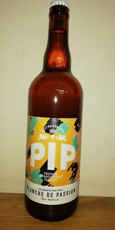 Blanche Passion PIP 75 cl