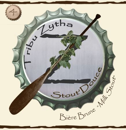 Stout'Douce Tribu Zytha 50 cl