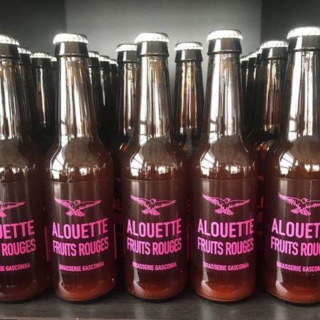 Alouette fruits rouges Gasconha 33 cl