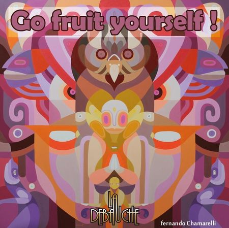 Go Fruit Yourself La débauche 33 cl