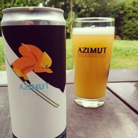 Session NEIPA Azimut 33 cl canette