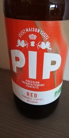 Red PIP 33 cl
