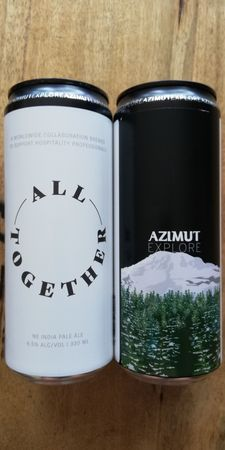 All Together NEIPA Azimut 33 cl canette