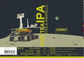 Iced Tea IPA Azimut 33 cl canette