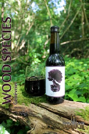 Wood Species Genévrier La Débauche 33 cl