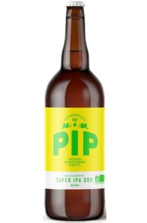 Super IPA DDH PIP 75 cl