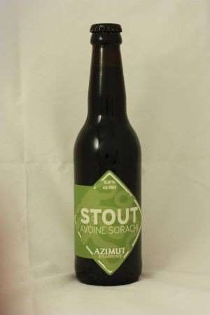 Stout Avoine Sorachi Azimut 33 cl