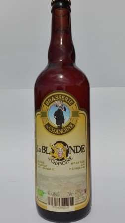 La Blonde Chanoine 75 cl
