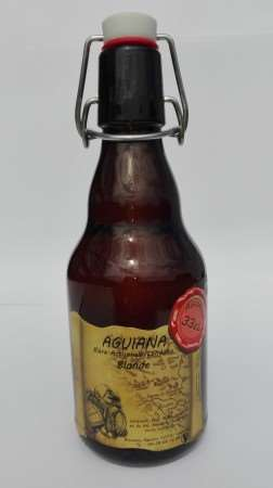 Blonde Aguiana bouteille refermable 33 cl