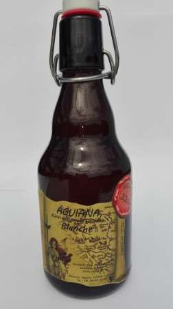 Blanche Aguiana bouteille refermable 33 cl