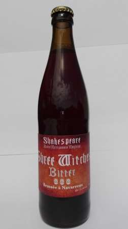 Three Witches Bitter Shakespeare 50 cl