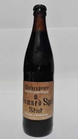 Damned Spot Stout Shakespeare 50 cl