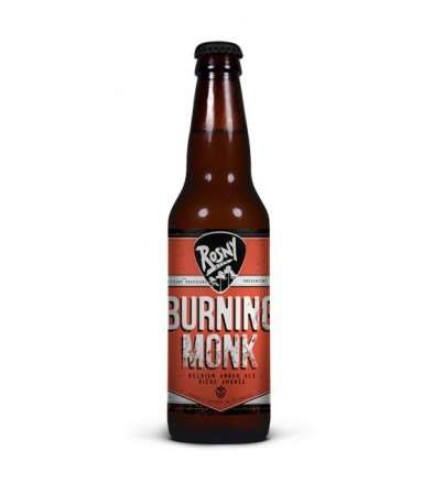 Burning Monk Rosny 33 cl