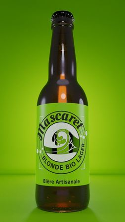 Blonde Lager Mascaret 33 cl