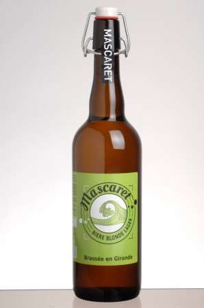 Blonde Lager Mascaret 75 cl