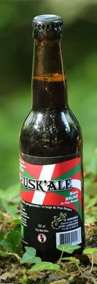 Brune Eusk'Ale 33 cl