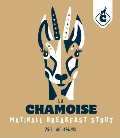 Matinale Breakfast Stout Chamoise 33 cl