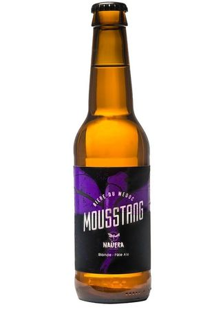 Mousstang Nauera 33 cl