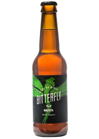 Bitterfly Nauera 33 cl