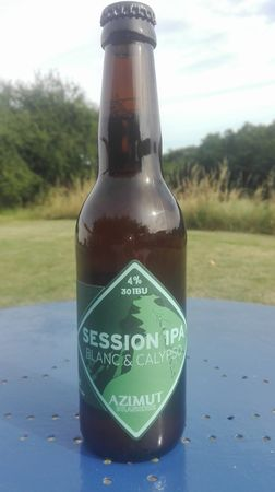Session IPA Azimut 33 cl