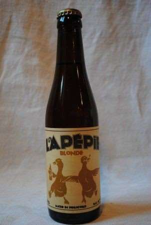 Blonde Lapépie 75 cl